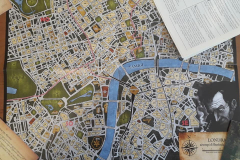 La vostra inseparabile Mappa della Londra del 1800