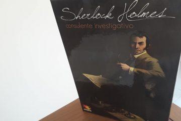 Imparare il gioco da tavolo Sherlock Holmes - Consulente detective. Gareggiate alla pari con la mente ed i metodi di SH