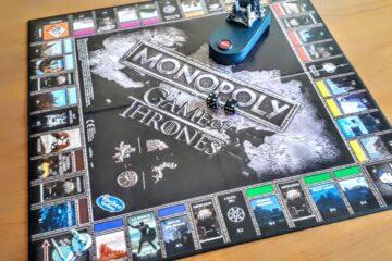 6 - Monopoly Game of Thrones - 4 casate in lottra tra loro... non solo finanziaria! 216