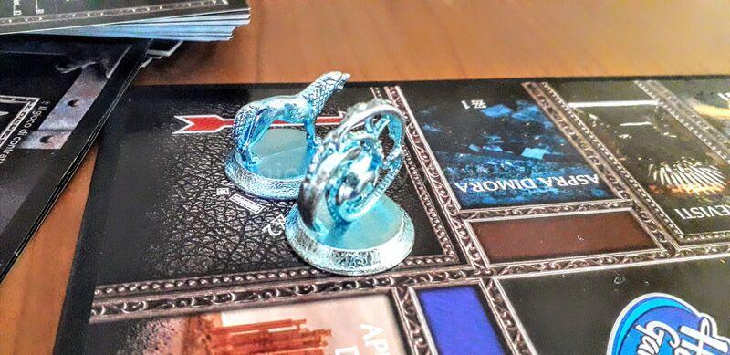 6 - Monopoly Game of Thrones - 4 casate in lottra tra loro... non solo finanziaria! 12