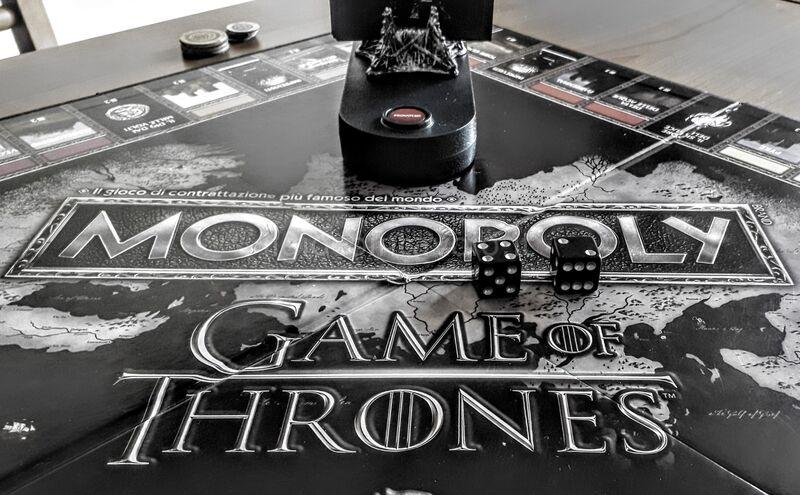 monopoly game of thrones - ilgiocointavolo.it