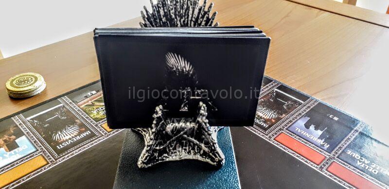 6 - Monopoly Game of Thrones - 4 casate in lottra tra loro... non solo finanziaria! 9