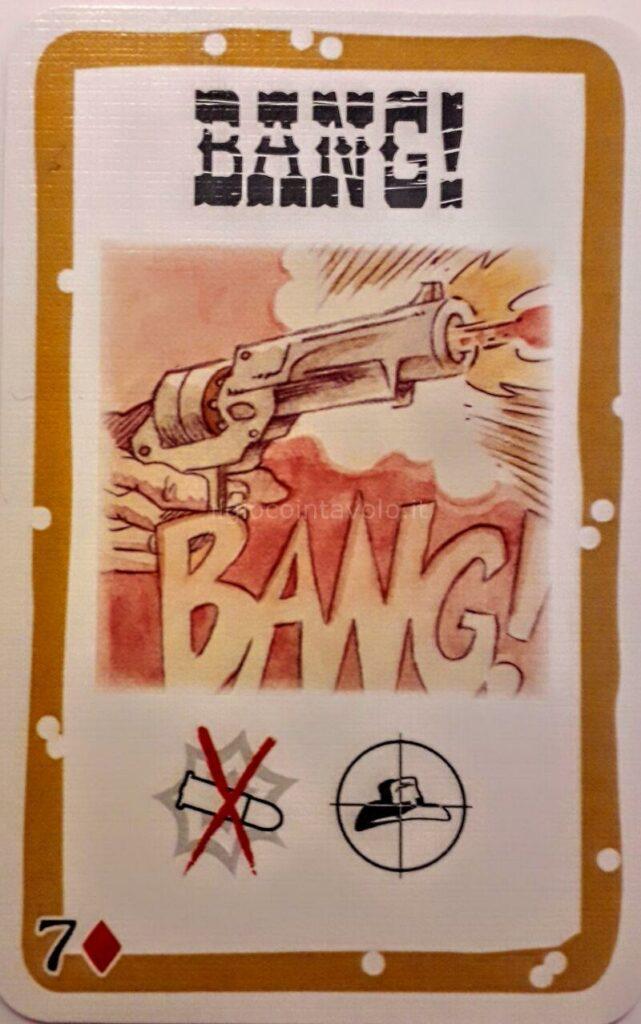 9 - BANG! Il gioco di carte per chi ama le epiche sparatorie dei film western. 14
