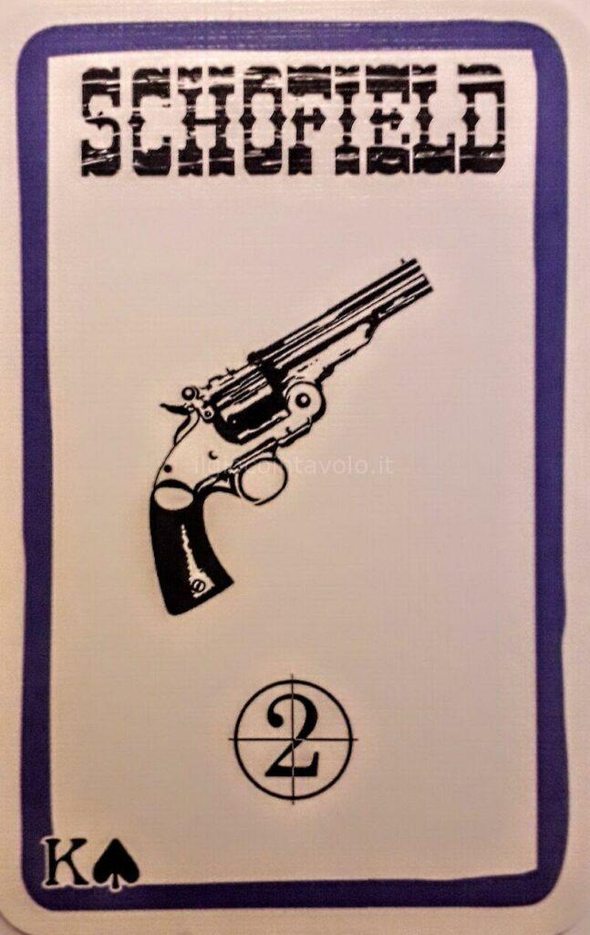 9 - BANG! Il gioco di carte per chi ama le epiche sparatorie dei film western. 12