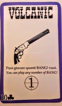 3 - BANG! Il gioco di carte per chi ama le epiche sparatorie dei film western. 8
