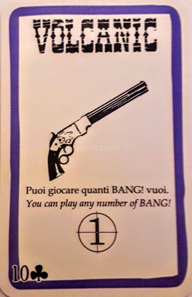 9 - BANG! Il gioco di carte per chi ama le epiche sparatorie dei film western. 7