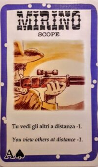 3 - BANG! Il gioco di carte per chi ama le epiche sparatorie dei film western. 14