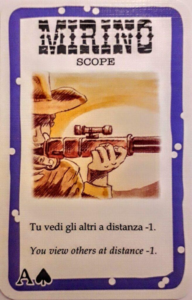 9 - BANG! Il gioco di carte per chi ama le epiche sparatorie dei film western. 3
