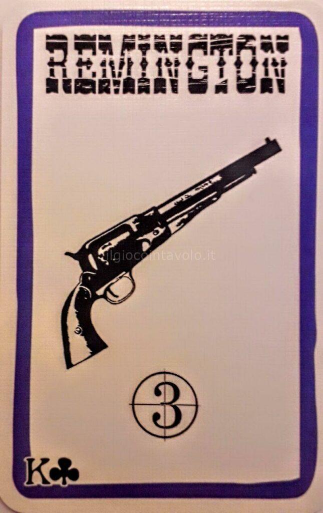 9 - BANG! Il gioco di carte per chi ama le epiche sparatorie dei film western. 4