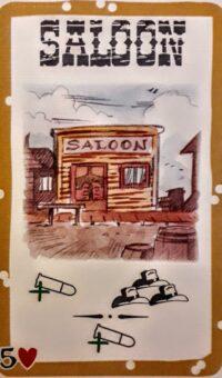 3 - BANG! Il gioco di carte per chi ama le epiche sparatorie dei film western. 12