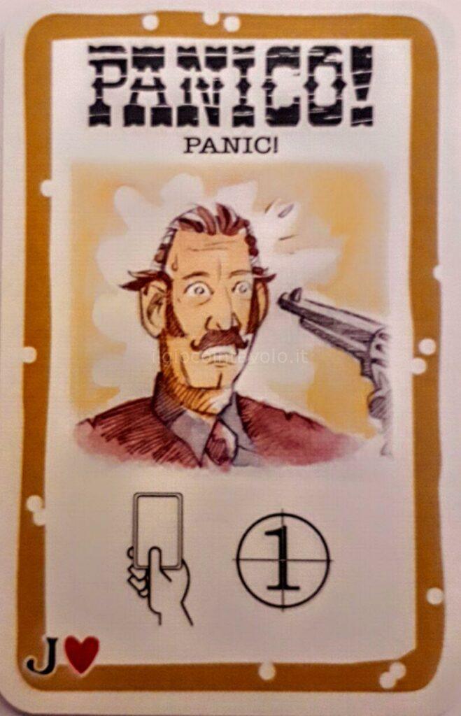 9 - BANG! Il gioco di carte per chi ama le epiche sparatorie dei film western. 1