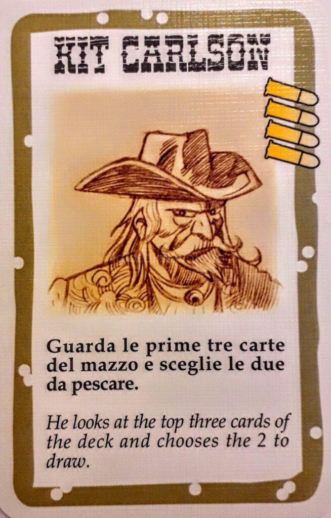 9 - BANG! Il gioco di carte per chi ama le epiche sparatorie dei film western. 23