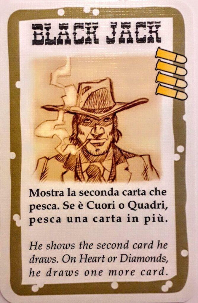 9 - BANG! Il gioco di carte per chi ama le epiche sparatorie dei film western. 22