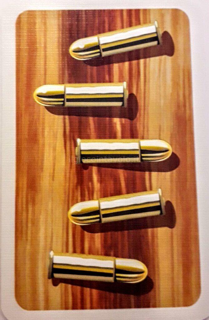 9 - BANG! Il gioco di carte per chi ama le epiche sparatorie dei film western. 16
