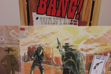 BANG! Il gioco di carte per chi ama le epiche sparatorie dei film western.