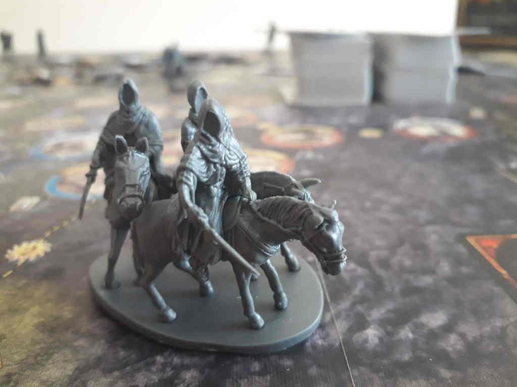 Il gioco da tavolo Il Signore degli Anelli - Avventure nella Terra di Mezzo 1