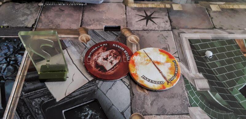 11 - Cluedo Harry Potter - Harry, Ron, Hermione e i loro 3 amici sono in pericolo! 33