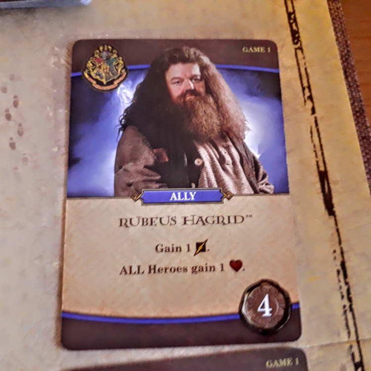 Harry Potter e il prigioniero di azkaban - Rubeus Hagrid