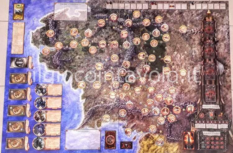3 - Il gioco da tavolo Il Signore degli Anelli - Avventure nella Terra di Mezzo 40