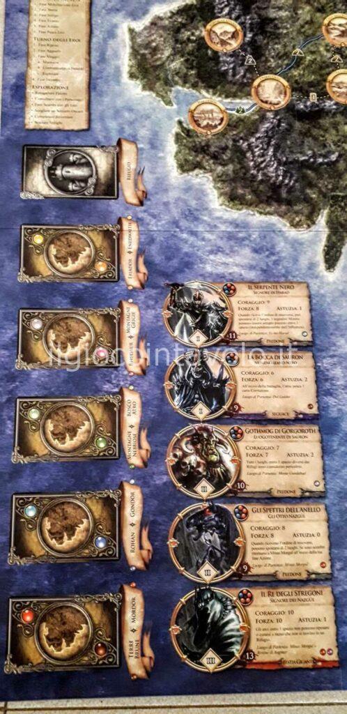 3 - Il gioco da tavolo Il Signore degli Anelli - Avventure nella Terra di Mezzo 37