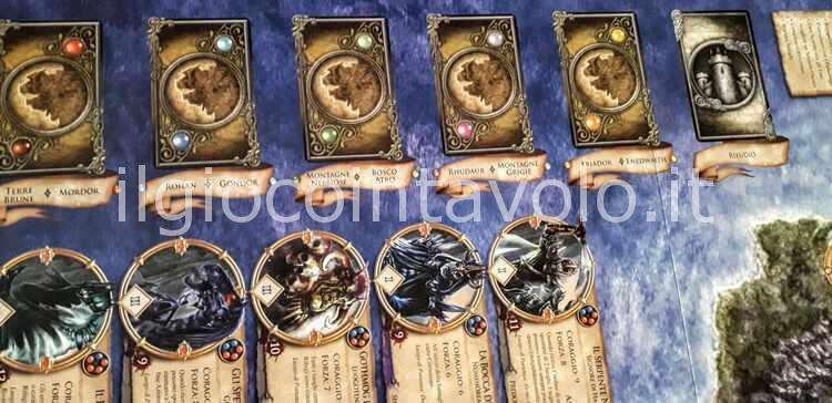 3 - Il gioco da tavolo Il Signore degli Anelli - Avventure nella Terra di Mezzo 36