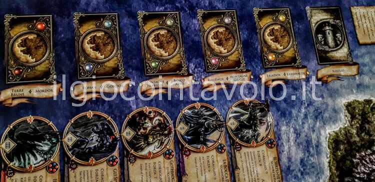 3 - Il gioco da tavolo Il Signore degli Anelli - Avventure nella Terra di Mezzo 35