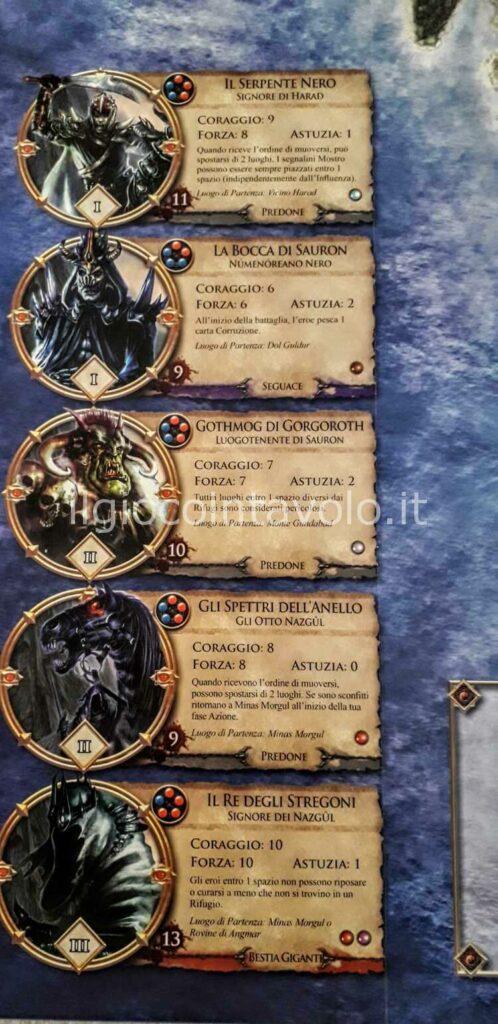 3 - Il gioco da tavolo Il Signore degli Anelli - Avventure nella Terra di Mezzo 34