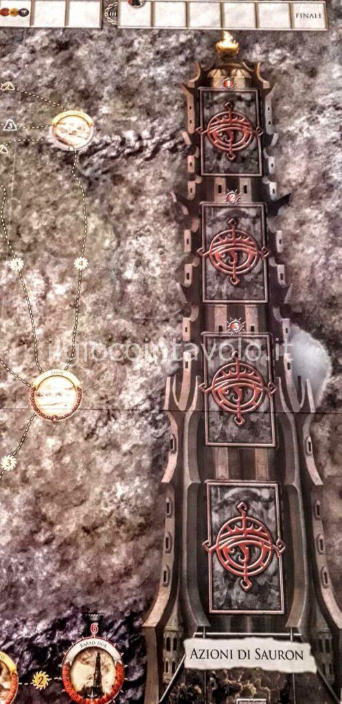 3 - Il gioco da tavolo Il Signore degli Anelli - Avventure nella Terra di Mezzo 29