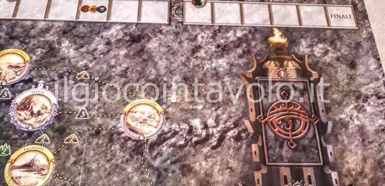 3 - Il gioco da tavolo Il Signore degli Anelli - Avventure nella Terra di Mezzo 28