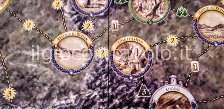 3 - Il gioco da tavolo Il Signore degli Anelli - Avventure nella Terra di Mezzo 27
