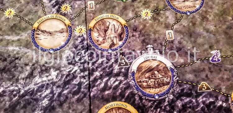 3 - Il gioco da tavolo Il Signore degli Anelli - Avventure nella Terra di Mezzo 26
