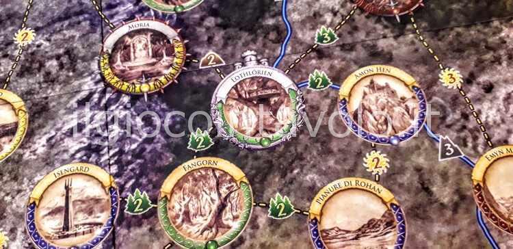 3 - Il gioco da tavolo Il Signore degli Anelli - Avventure nella Terra di Mezzo 25