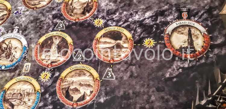 3 - Il gioco da tavolo Il Signore degli Anelli - Avventure nella Terra di Mezzo 24