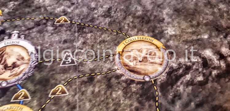 3 - Il gioco da tavolo Il Signore degli Anelli - Avventure nella Terra di Mezzo 23
