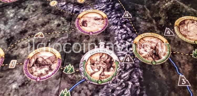 3 - Il gioco da tavolo Il Signore degli Anelli - Avventure nella Terra di Mezzo 21