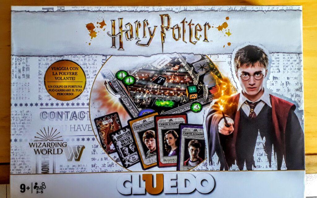 11 - Cluedo Harry Potter - Harry, Ron, Hermione e i loro 3 amici sono in pericolo! 8