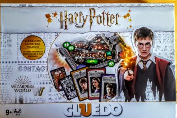 11 - Cluedo Harry Potter - Harry, Ron, Hermione e i loro 3 amici sono in pericolo! 98