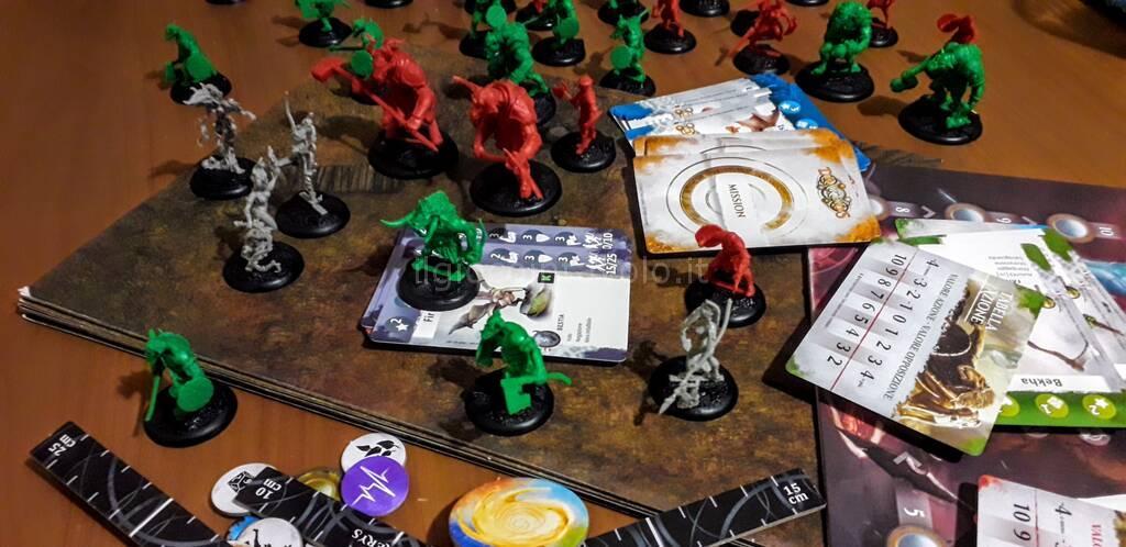 10 - Il wargame da tavolo Drakerys - Di Orchi di Umani di Elfi e di Nani. E di DRAGHI. 1