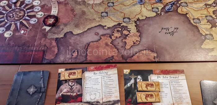 1 - Dracula is still alive: Fury of Dracula 5