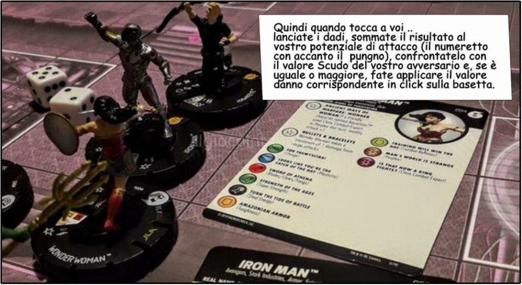 13 - Heroclix - miniature e fantasia sfrenata: che ci fanno la Justice League America e gli Avengers nella BatCave ? 5