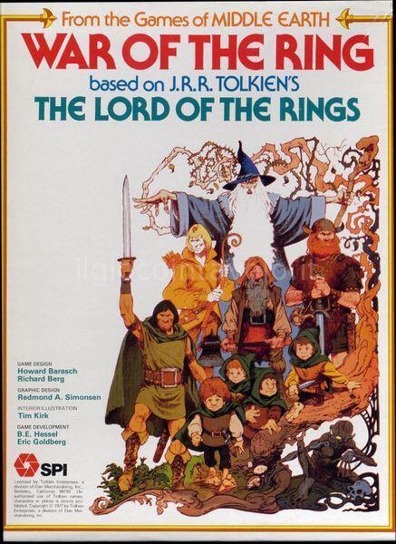 Roberto di Meglio War of the Ring