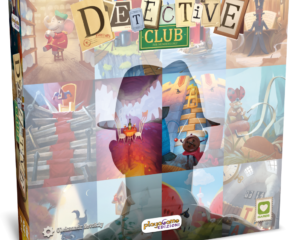 3 - Istantanee: il gioco da tavolo Detective Club della Playagame 53