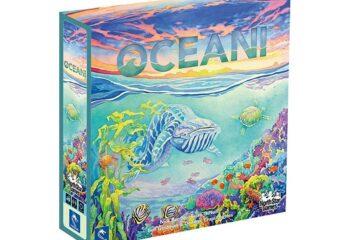 2 - Istantanee: il gioco da tavolo Oceani della Pendragon Game Studio. 25