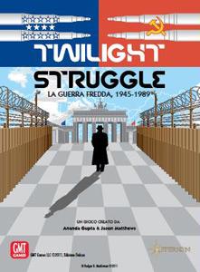 Twilight Struggle della Asmodee Italia