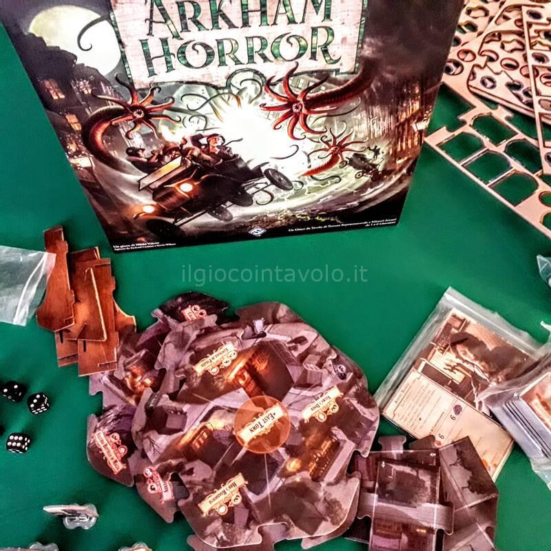 Arkham Horror Terza edizione