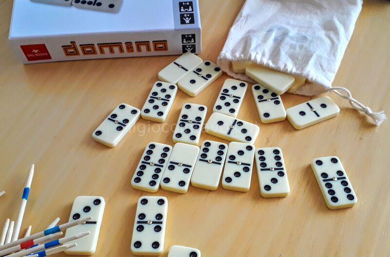 Domino regole in pillole