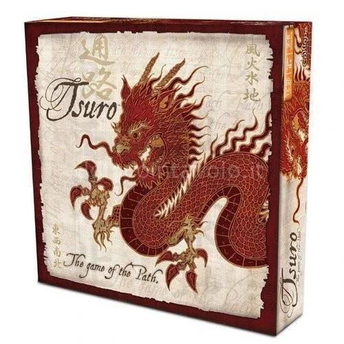 Tsuro scatola